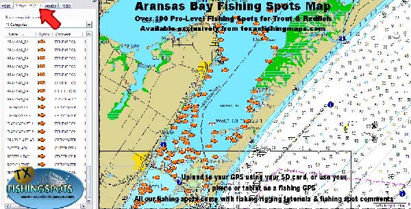 Baffin bay fishing hot spots all the best fish in 2018 for Bay area fishing spots