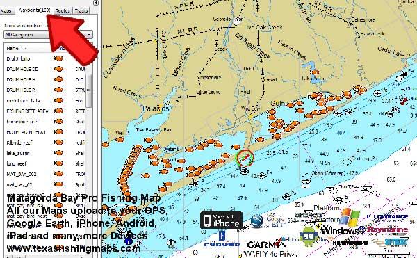 Matagorda Bay Texas Fishing Msp