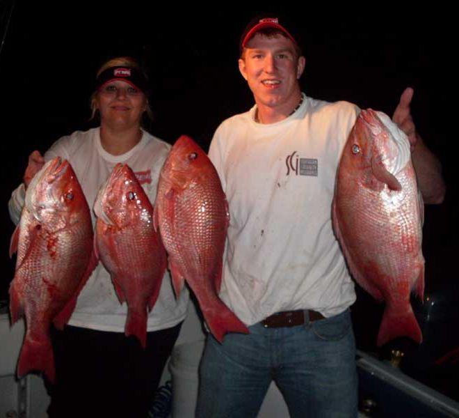 Galveston Offshore Fishing Spots