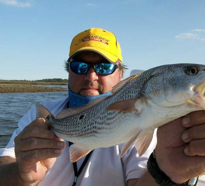 Texas Bay Fishing Spots for GPS