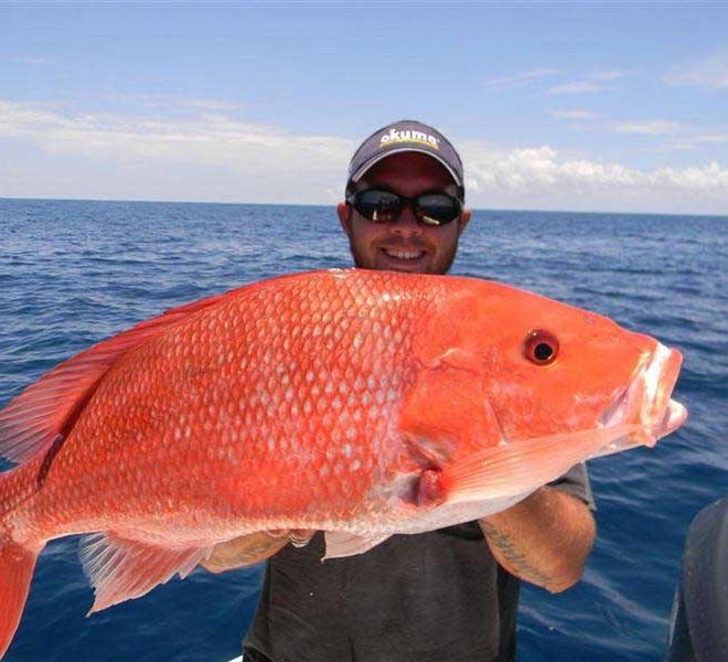 Red Snapper Fishing Spots Texas Offshore