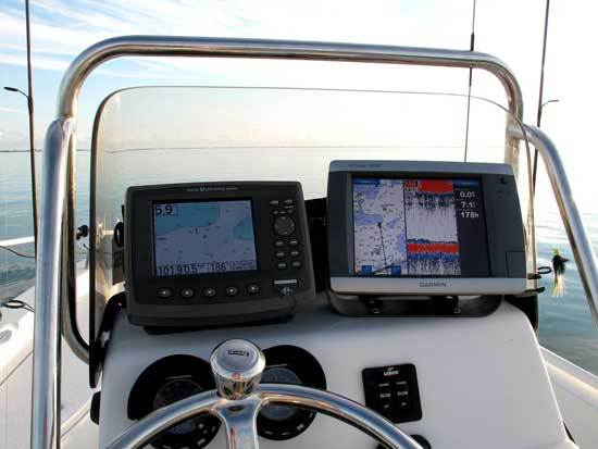 GPS Fishing Spots - SD Card for Texas Fishing Spots