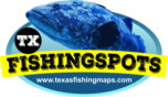 Texas Fishing Maps and Fishing Spots